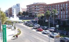 Las obras obligan a alterar la circulación en la calle Alonso Martín de Don Benito