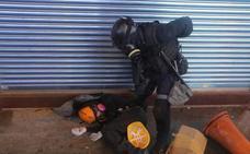 Al menos 20 detenidos en una nueva batalla campal en el corazón de Hong Kong