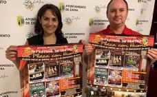 'La Plaza con Humor' será del 1 al 5 de septiembre en Zafra