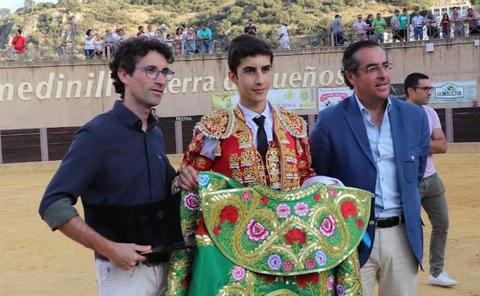 El extremeño Manuel Perera gana el Ciclo de Novilladas en clase práctica de Andalucía