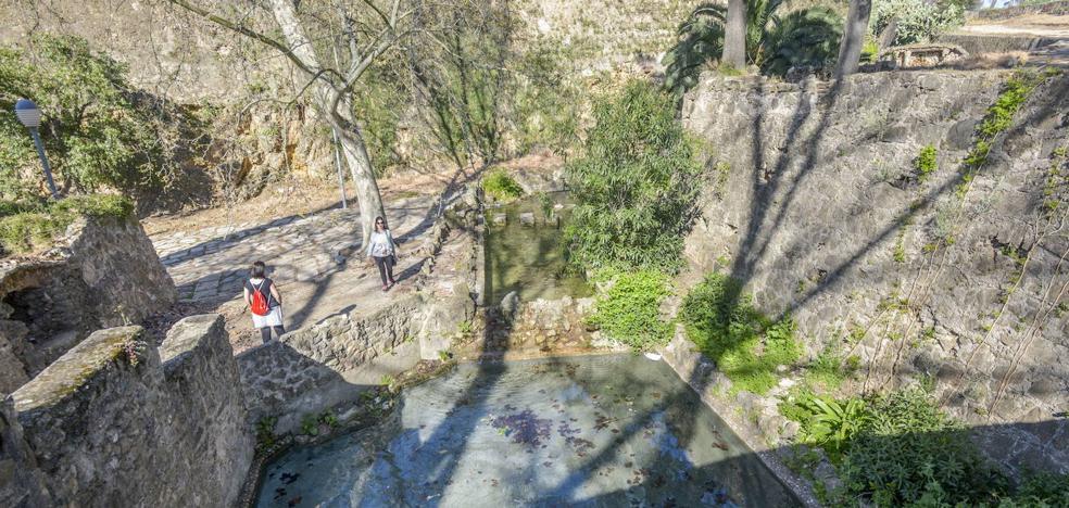 El Ayuntamiento de Badajoz recuperará el camino cubierto entre la Alcazaba y la Legión