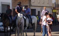 La Policía vigilará la circulación de los caballos por la vía pública de Trujillo