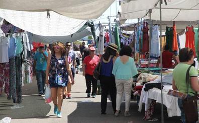 Propietarios y vendedores piden al alcalde de Cáceres el traslado del mercado de Vegas del Mocho