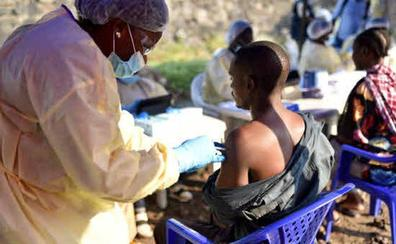 Tres de cada diez contagiados por el ébola en la República Democrática del Congo son niños