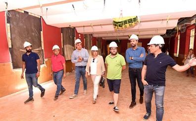 La Diputación confía en reabrir la hospedería La Serrana el próximo verano