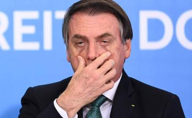 Un juez del Supremo brasileño pide una «mordaza» para Bolsonaro