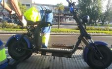 Ante el juez por conducir un ciclomotor eléctrico sin carné