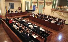 El PSOE aprueba la nueva relación de puestos de trabajo de la Diputación pacense, rechazada por PP y Cs