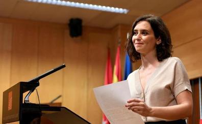 Ciudadanos asume las exigencias de Vox para desbloquear la investidura en Madrid
