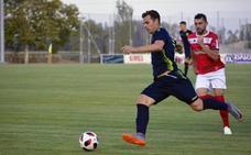 Victoria del Mérida 0-1 en Miajadas