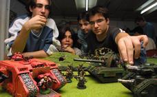 San Gil acoge un torneo nacional de Warhammer