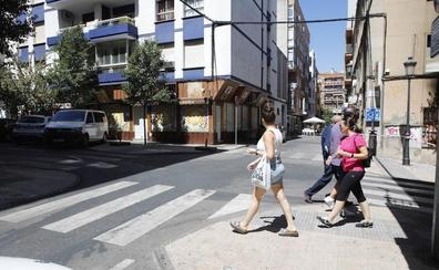 Otras tres calles de Cáceres del entorno de Cánovas serán peatonales a principios de 2020