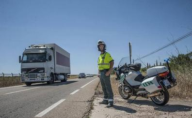 La operación de tráfico '1 de agosto' se saldó con 19 accidentes en Extremadura