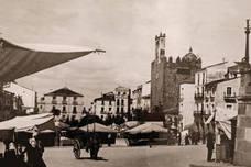 La Plaza Mayor, una historia en imágenes