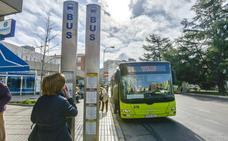 Los usuarios del autobús que va al ferial piden que se amplíe el horario nocturno