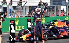 Verstappen consigue la muesca que le faltaba