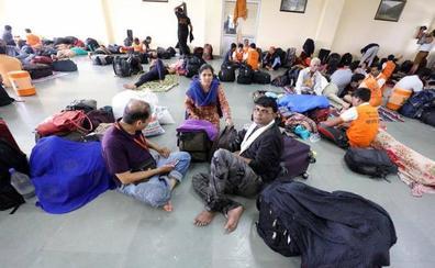 Tensión en la Cachemira india tras la evacuación urgente del 99% de los turistas