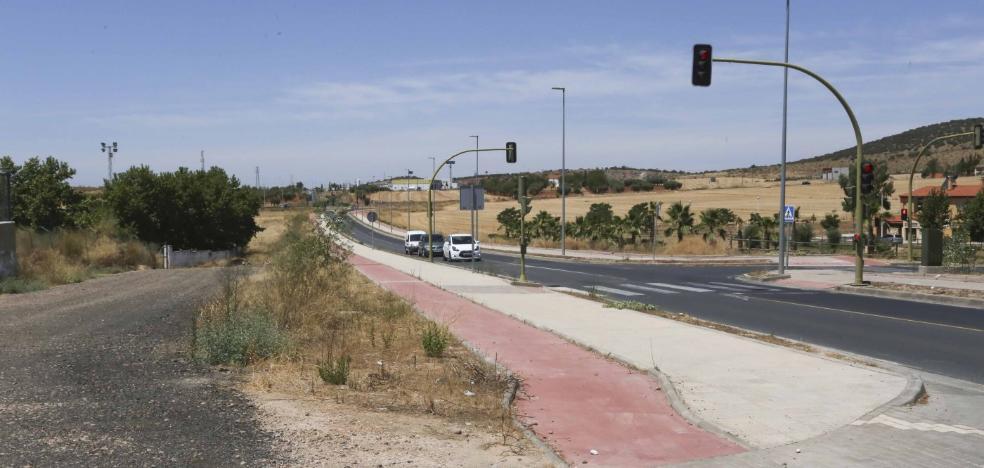 Piden al Ayuntamiento de Mérida que adquiera el entorno de los campos de la Federación