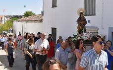Concluyen las fiestas de Huertas de la Magdalena en Trujillo