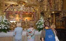 La catedral de Plasencia muestra durante 9 días su misteriosa Virgen durmiente