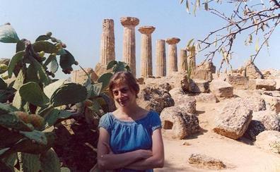 «Sicilia fue todo un descubrimiento, y hacer el viaje embarazada de mi hija lo hizo mágico»