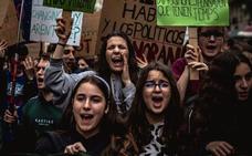 Los estudiantes de Fridays For Future dan plantón a Sánchez: «No queremos convertirnos en un instrumento»