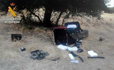 Un detenido por siete robos en establecimientos comerciales de Badajoz y Albacete