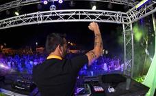 Daviles de Novelda y Danimflow actúan en Villanueva en el Serena Festival