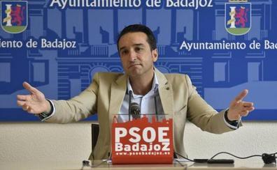 El PSOE urge la licitación del polideportivo de Valdepasillas en Badajoz