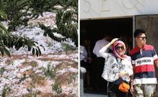 Un julio con menos calor de lo habitual en Extremadura