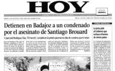 Detienen en Badajoz a un condenado por su implicación con los GAL