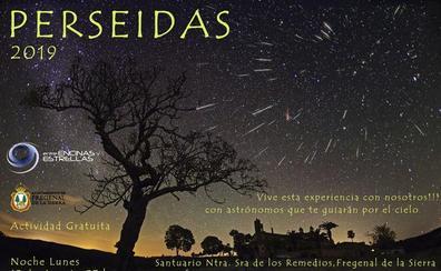 Más de 600 personas contemplarán las Perseidas en Fregenal de la Sierra