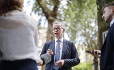 El ministro Gove dice que la UE se niega a negociar con Reino Unido