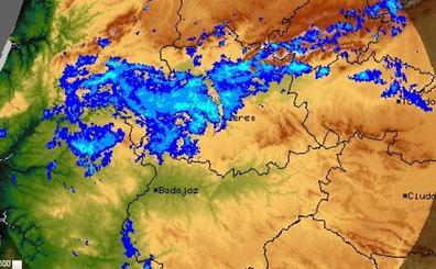 Regresa la lluvia a Extremadura