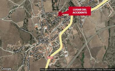 Herido un joven de 26 años al chocar con un vehículo contra una pared en Cañaveral