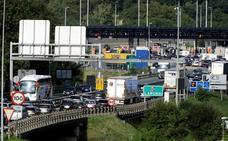 La DGT pide a los conductores que no crucen a Francia del 23 al 26 de agosto por la cumbre del G-7 en Biarritz