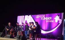 'El Farru' actúa mañana en la Noche flamenca de Campanario