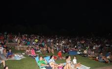 El cine al aire libre regresa a Villanueva con cuatro películas