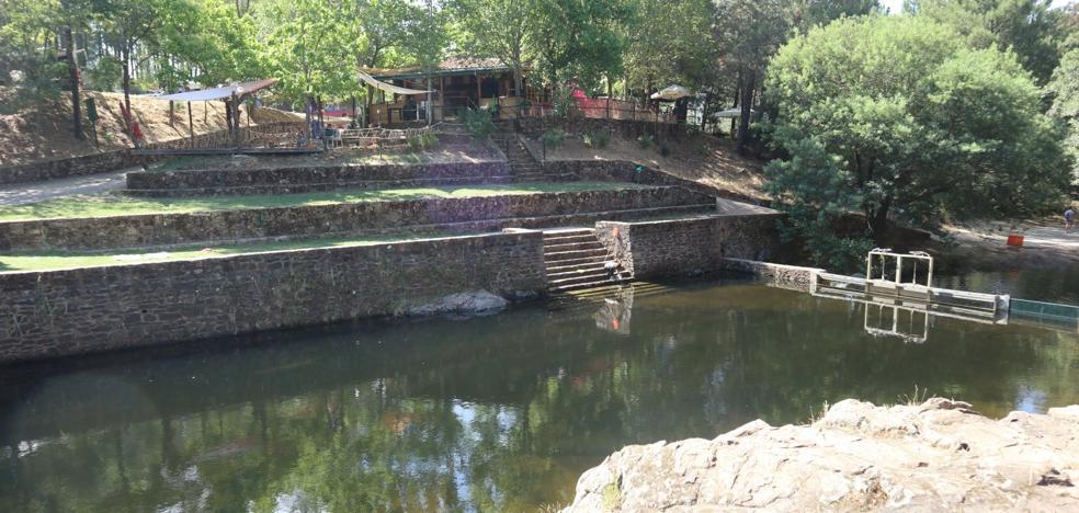 Villasbuenas de Gata: Una cantina silvestre y por la causa