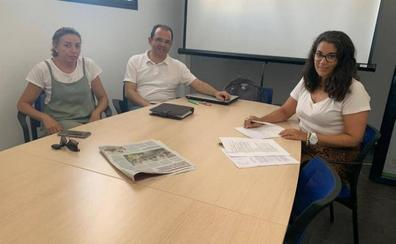 Los empresarios de Trujillo proponen crear un paseo activo en las calles Encarnación y Merced