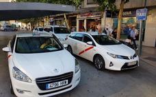 Los taxis de Cáceres capital podrán recoger viajeros en las fiestas de Malpartida y Casar
