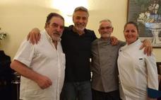 Clooney busca localizaciones en Tenerife