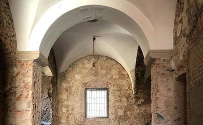Atrio acaba la fase arqueológica en la Casa Paredes de Cáceres
