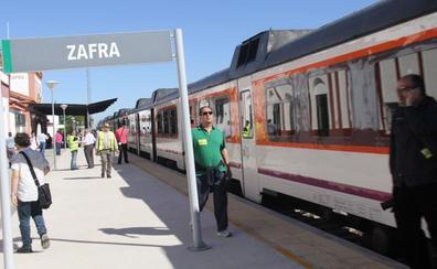 Adif adjudica el servicio integral de combustible en la estación de Zafra