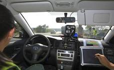 La DGT inicia este lunes una nueva campaña de control de velocidad en Extremadura
