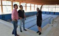 Obras ya trabaja en la apertura de la piscina climatizada de Trujillo