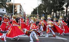 Achikitú se va de carnaval en pleno mes de agosto