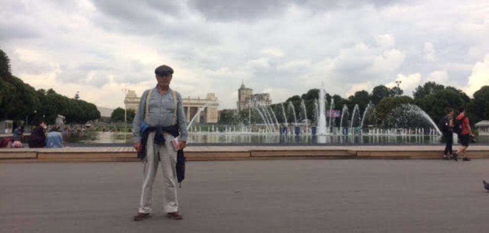 «He viajado a una veintena de países intercambiando mi casa, el último a Rusia»
