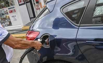 Las gasolineras pacenses, atentas ante la huelga de transportistas de Portugal