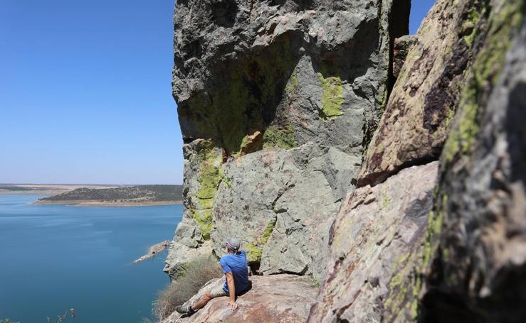 Rincones con encanto de Extremadura | Alange: roca, agua y vistas